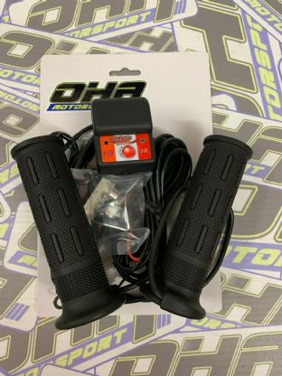 OHA Motorsport Adjustable Heated Hot Grips
